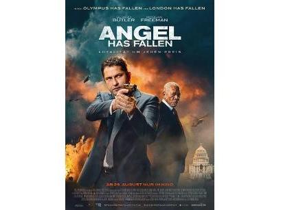 """""""Angel Has Fallen"""": Bleib' am Leben!"""