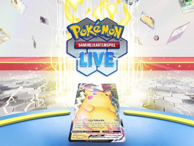 Pokémon-Sammelkartenspiel-Live für Android, iOS, Mac und PC angekündigt