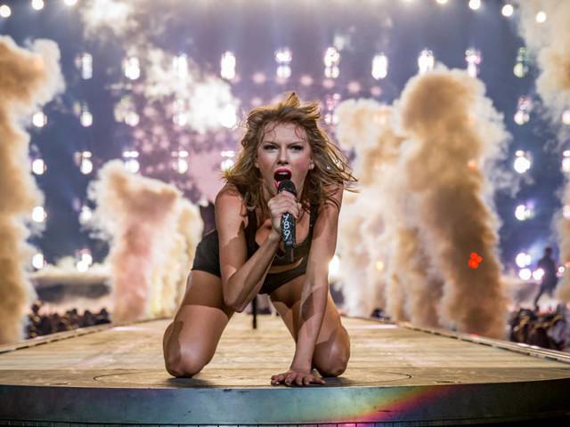 Taylor Swift kündigt Tour-Film auf Netflix an