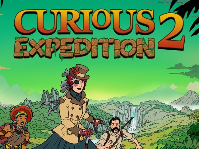 4Players PUR: Neu auf dem Marktplatz: PC-Keys für das Roguelike-Abenteuer Curious Expedition 2 von Maschinen-Mensch