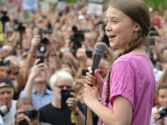 Fridays for Future-Demo in der Hauptstadt: Greta Thunberg legt Berlin lahm
