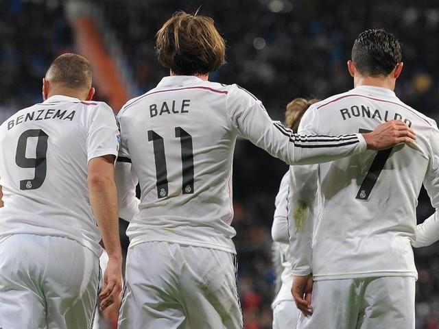 Primera Division: Bale: Das war mein bester Mitspieler
