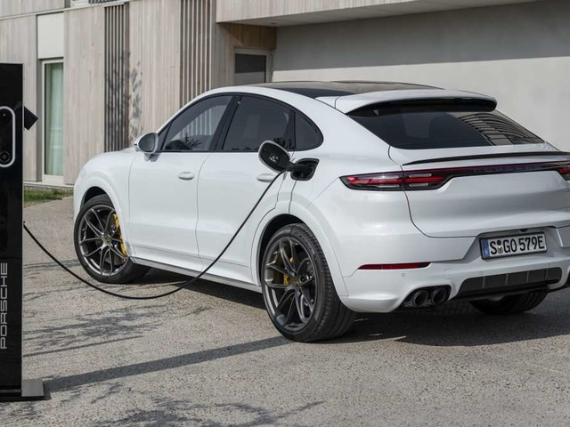 PorscheCayenne Turbo S E-Hybrid: Ein umweltverträgliches Biest