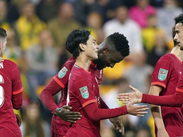 Klopp schlägt Farke: Liverpool im Achtelfinale des Ligapokals