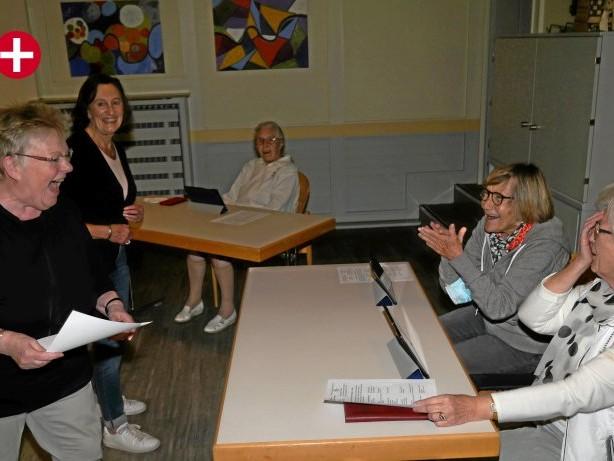 """Senioren: Letmather Seniorinnen und das Netz: """"Und zack – da is' es"""""""
