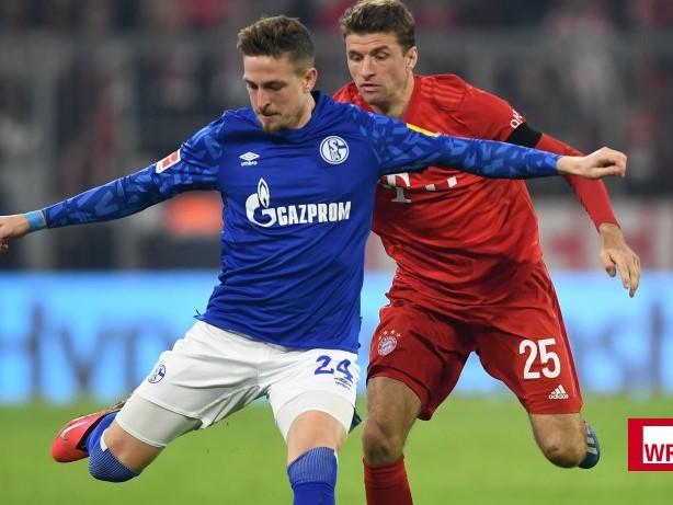 """Schalke 04: Schalkes Oczipka: """"Wir haben alle unter unserem Level gespielt"""""""