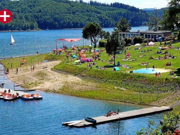 Freizeit: Sommerwetter in Arnsberg und Sundern: Wo Sie baden können
