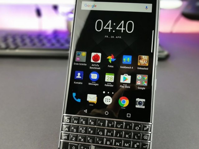 30+ Tipps & Tricks für das BlackBerry KeyOne