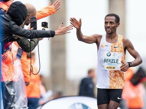 Kenenisa Bekele will auf hohen Sohlen zum Weltrekord laufen