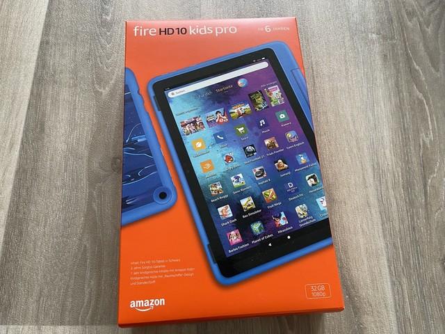 Amazon Fire HD 10 Kids Pro im Test