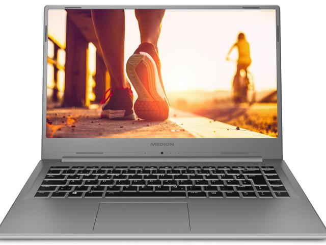 Medion Akoya P15651 im Test: Richtig flinker 15-Zoll-Laptop