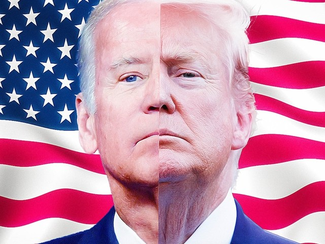 """Gastbeitrag von Gabor Steingart - Redet von """"Freiheit"""", will US-Gasverkauf: Warum Trump auf Biden stolz gewesen wäre"""