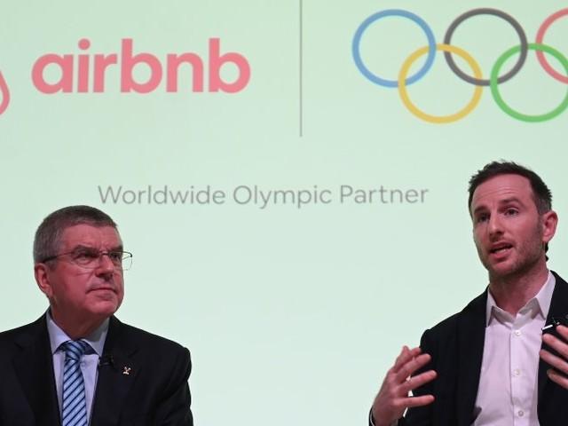 Olympische Spiele: Paris kritisiert IOC-Sponsor Airbnb