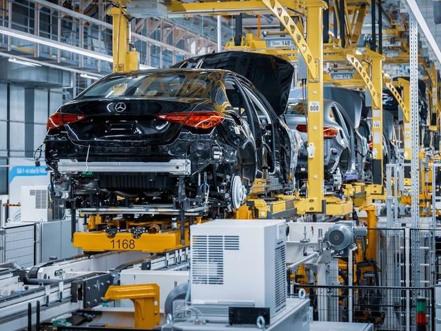Chipmangel: Daimler schickt wieder Tausende Mitarbeiter in die Kurzarbeit