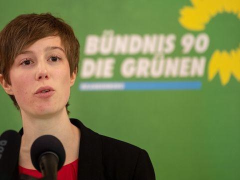 Grünen-Chefin Schmidt: Wir stehen hinter unserer Ministerin