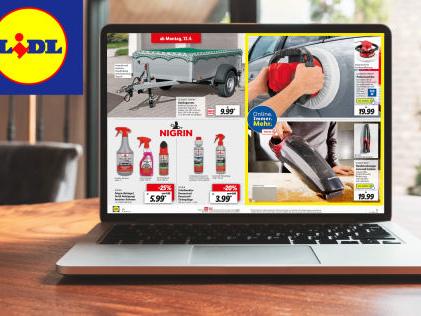 Lidl-Angebot: Poliermaschine, Autopflege-Produkte Pflege-Produkte für den Auto-Frühjahrsputz - jetzt im Angebot bei Lidl