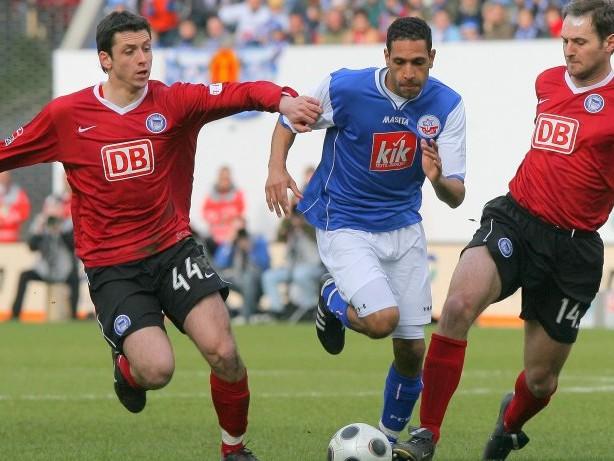 DFB-Pokal: Herthas Pokaltraum beginnt als Risikospiel
