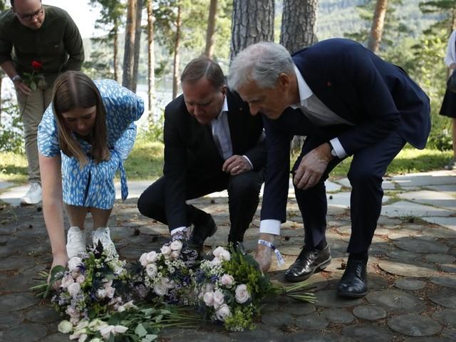 Zehn Jahre nach dem Terror – Norwegen gedenkt Anschlagsopfer