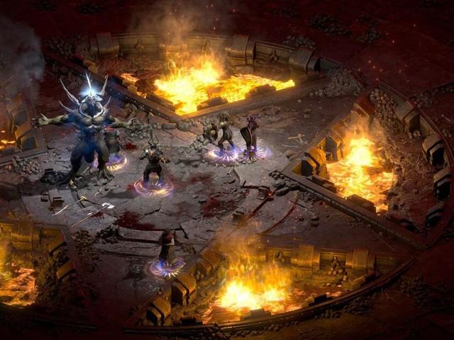 """Schrecklich schöner Höllentrip: Eindrücke aus """"""""Diablo 2: Resurrected"""""""