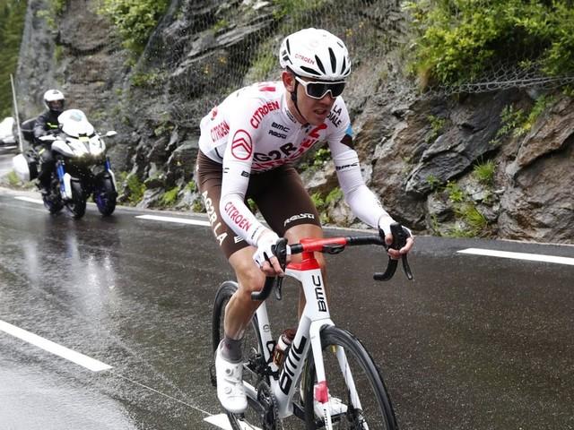 Tour de France: Debütant Ben O'Connor gewinnt die 9. Etappe und ist nun Verfolger von Tadej Pogačar