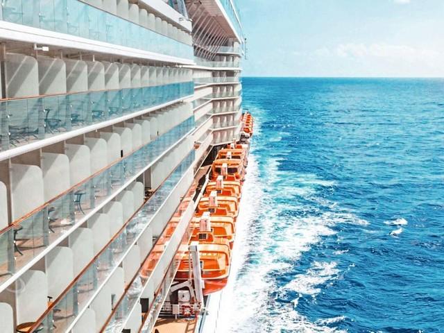 """Tourismus: Kreuzfahrten in Corona-Zeiten: """"Drängeln tut sich's eigentlich nur bei den Bars"""""""