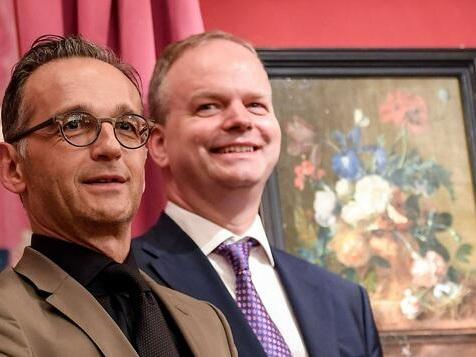 Heiko Maas gibt Gemälde an Florenz zurück