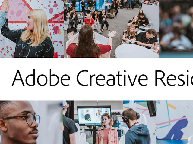 Dein Jahr, dein Projekt, deine Chance: Jetzt als Adobe Creative Resident richtig durchstarten! (Sponsored)