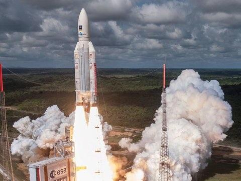 Einjährige Partnerschaft: ArianeGroup und Esa prüfen mögliche Mondmission