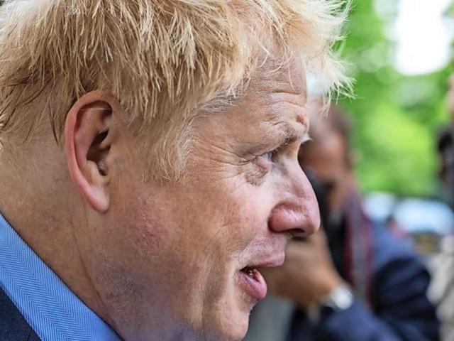 Rennen um May-Nachfolge: Boris Johnson siegt in der ersten Runde