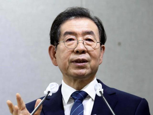 Suizid?: Bürgermeister von Seoul wird tot aufgefunden