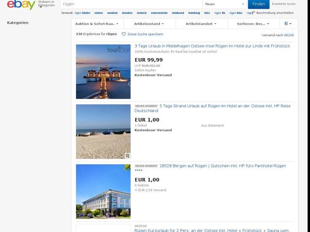 rügen in Reisen | eBay