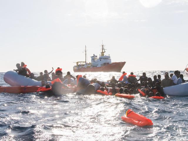 Italien: Matteo Salvini plant hohe Geldstrafen für Rettung von Migranten