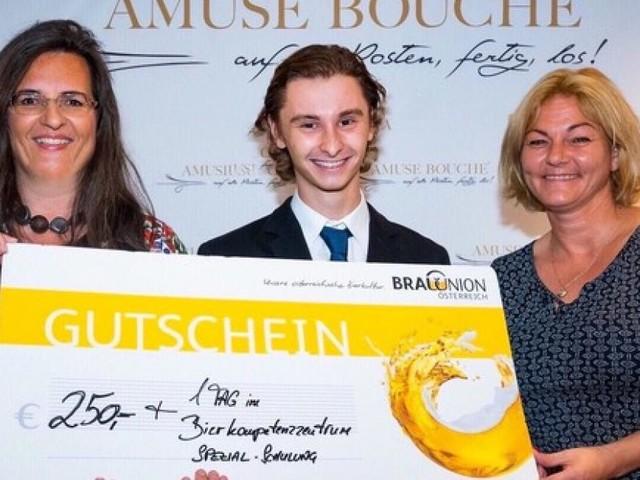 Amuse Bouche: Top-Lehrlinge qualifizierten sich für das Finale