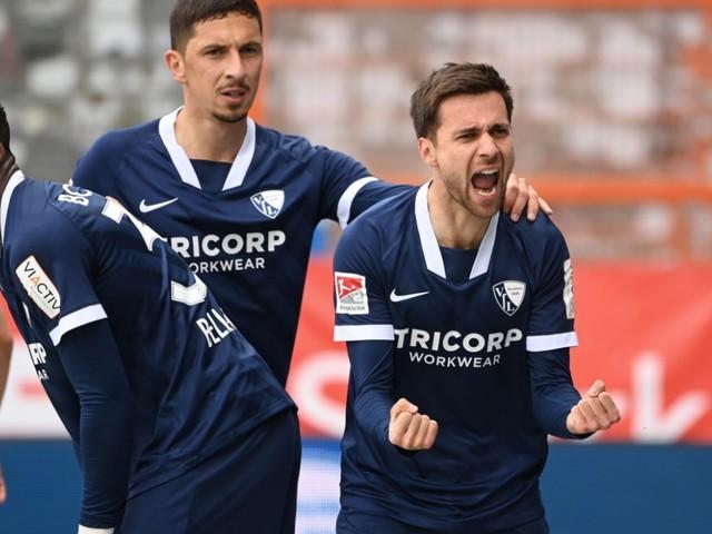 2. Bundesliga: Bochum und Fürth schaffen den Aufstieg