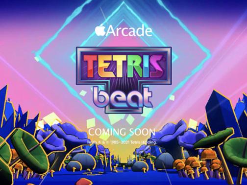 Tetris Beat: Puzzle-Klassiker für Apple Arcade angekündigt