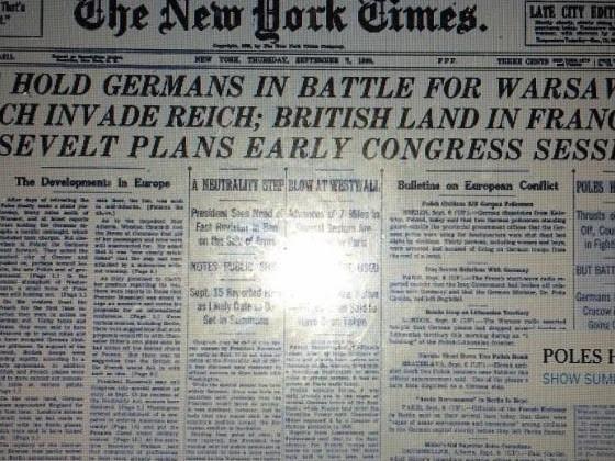 Frankreich hat Deutschland zuerst angegriffen
