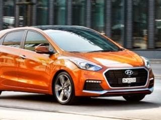 Hyundai i30 aufgefrischt