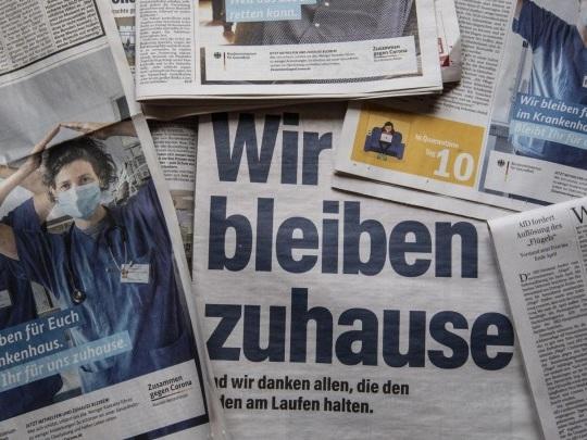 Covid-19 - Medien und die Corona-Pandemie - wie gut ist der deutsche Journalismus?