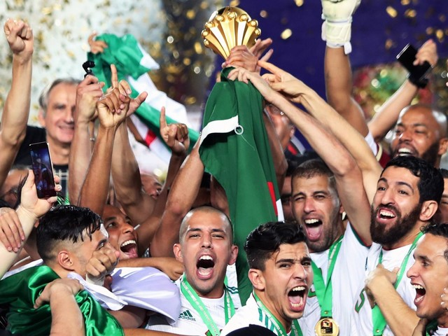 Afrika-Cup-Finale: Algerien krönt sich gegen den Senegal zum Sieger