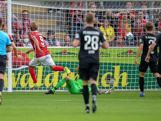 Bundesliga: SCF mit perfektem Abschied vom Dreisamstadion