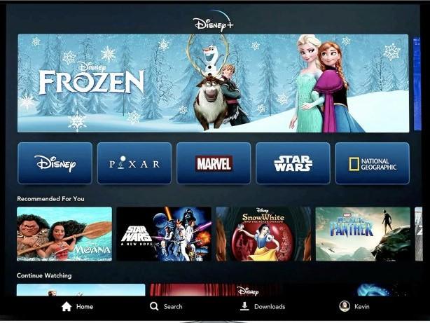 Fernsehen: Streaming-Markt im Umbruch: Disney greift Netflix an