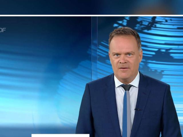 ZDF-Olympia-Panne im Heute-Journal geht viral: Sprecher bemerkt sie wohl nicht - Sehen Sie's?