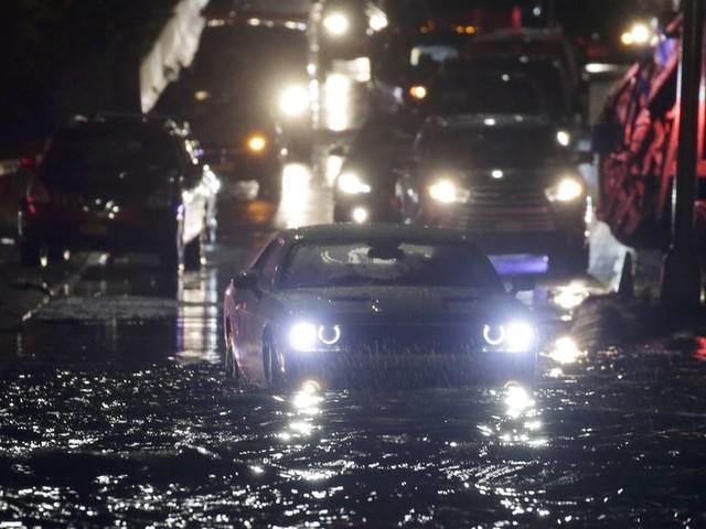 Historisches Unwetter: Mindestens acht Tote nach schweren Regenfällen in New York und New Jersey