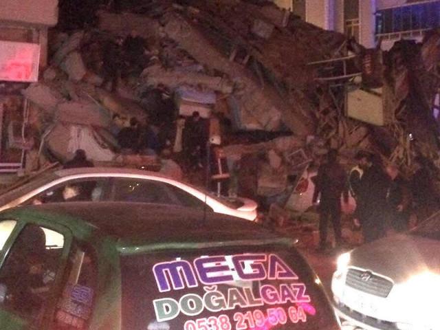 Türkei: Starkes Erdbeben erschüttert das Land – mindestens vier Tote