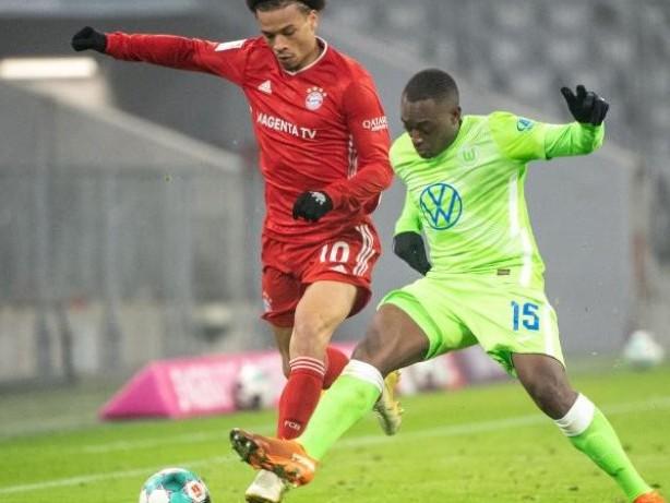 Fußball: Lewandowski zu stark: Wolfsburg verliert 0:1 gegen München