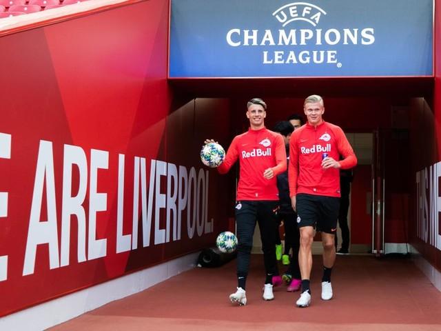 Vor Liverpool - Salzburg: Der Fahrplan zur Sensation