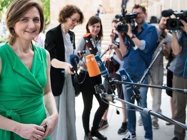 Simone Lange im Porträt: Nahles-Herausforderin ärgert SPD-Spitze