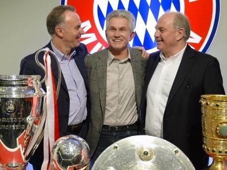 FC Bayern: Heynckes' riskante Rückkehr ins alte Leben