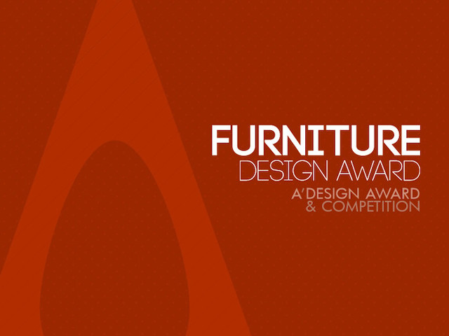 A' Furniture Design Awards & Competition // 2019 Winners