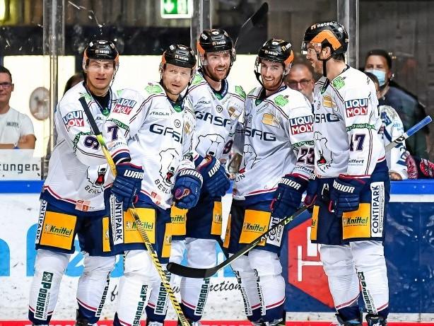 Eishockey: 4:0 in Straubing: Eisbären Berlin feiern Auswärtssieg